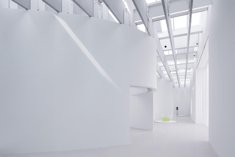 Gallery Corning Museum Of Glass Thomas Phifer And Partners 17 Corning Museum Of Glass Glass Museum Design