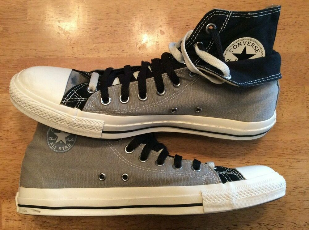 1f56eece6318 Vtg 90s Style Converse All Star Chuck Taylor Two Tone Unisex Men 11 WO 13  VGC
