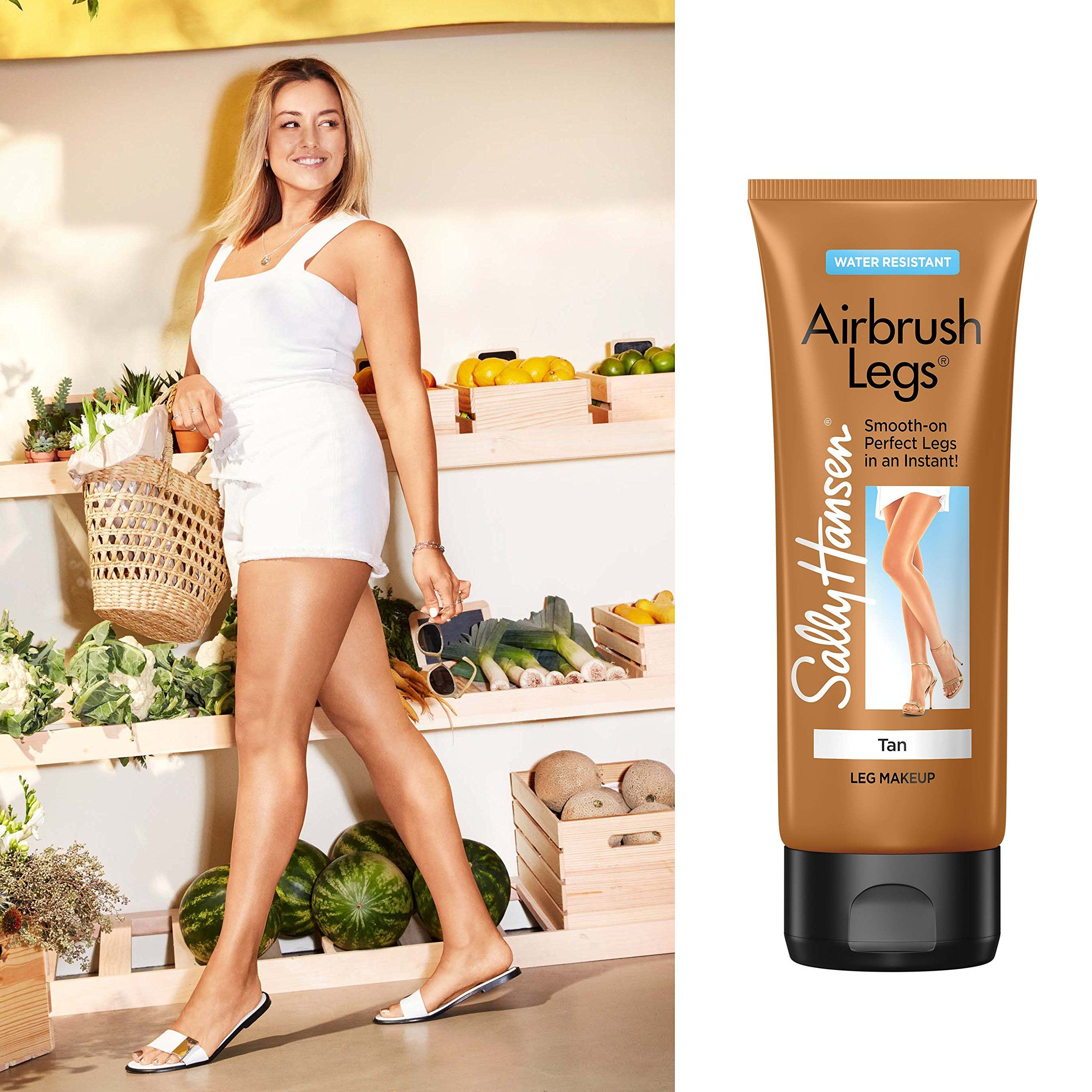 Sally Hansen Airbrush Legs Tan/Bronze Leg Makeup 4 oz