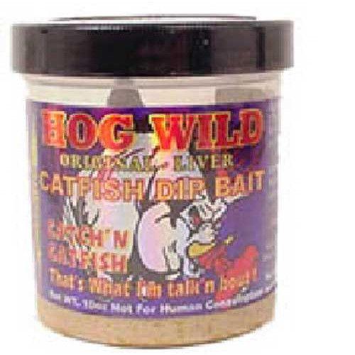 Magic Bait Hog Wild Chicken Blood 10oz Jar