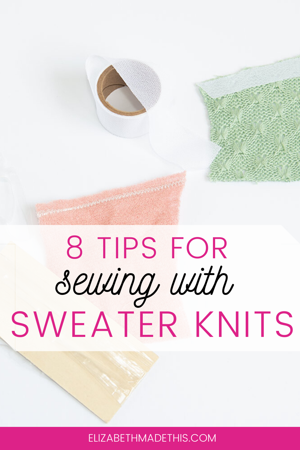 8 tips for sewing with sweater knits to keep you toasty