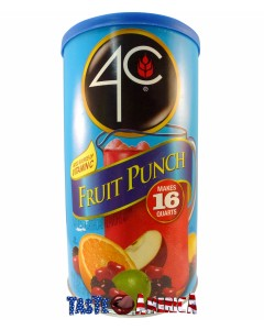American Flavoured Drink Mixes Powdered Energy And Sports Drinks In 2020 Mixed Drinks Fruit Punch Punch Drinks