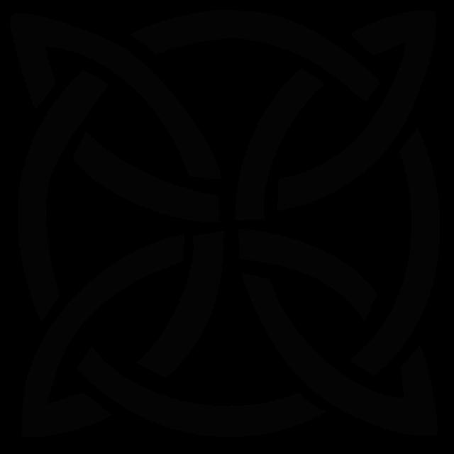 Free Image On Pixabay Celtic Knot Silhouette Shape Celtic Symbols Celtic Knot Meanings Dara Celtic Knot