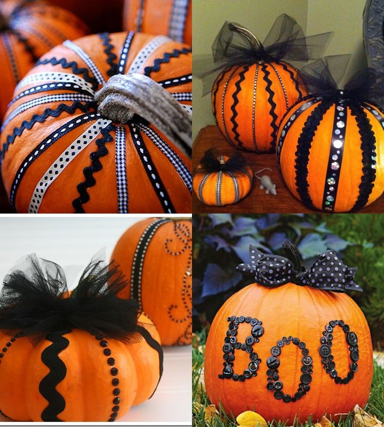 Wonderful Pop Culture And Fashion Magic: Halloween Pumpkins Carving And Decorating  Ideas Photo