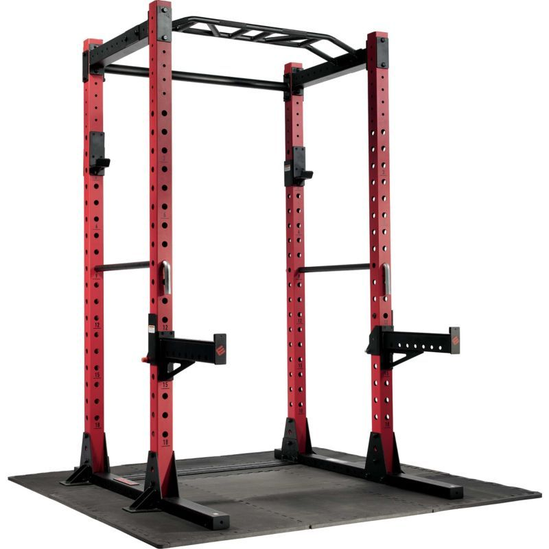Power Rack With Weights: Power Rack, Weight Rack