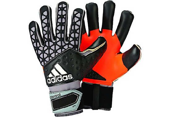 Adidas Iker Casillas Ace Zones Pro Goalkeeper Gloves White And Black Luvas Chuteiras Futebol
