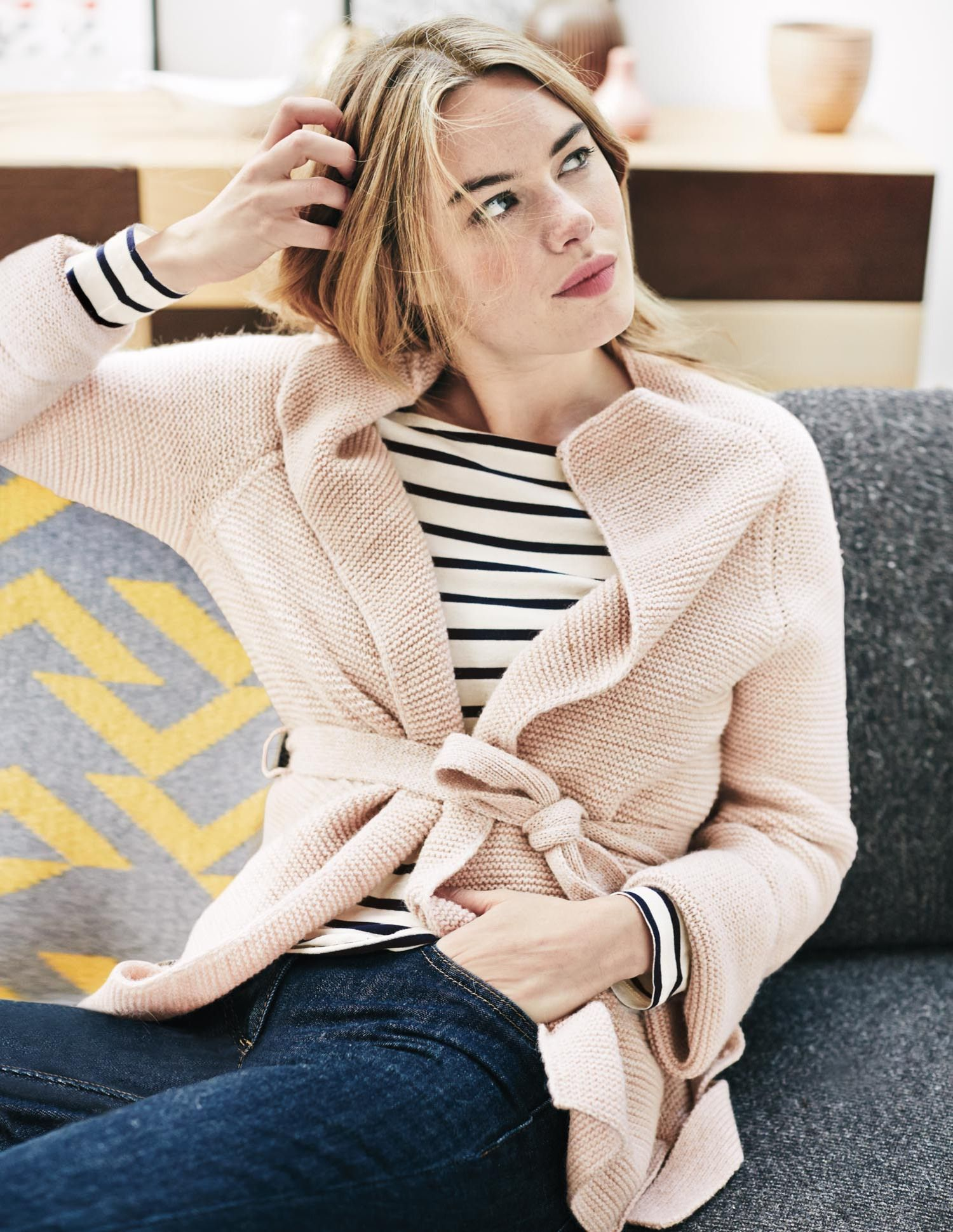 Barcelona Cardigan Wk959 Cardigans At Boden My Style Pinboard