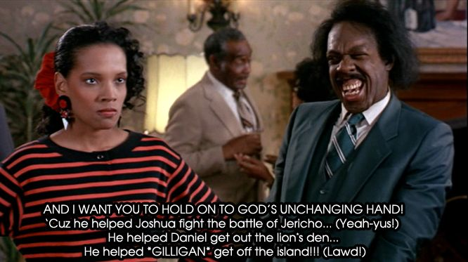 'Coming to America' Turns 30: The 6 best scenes from Eddie ... |Coming To America Reverend Brown