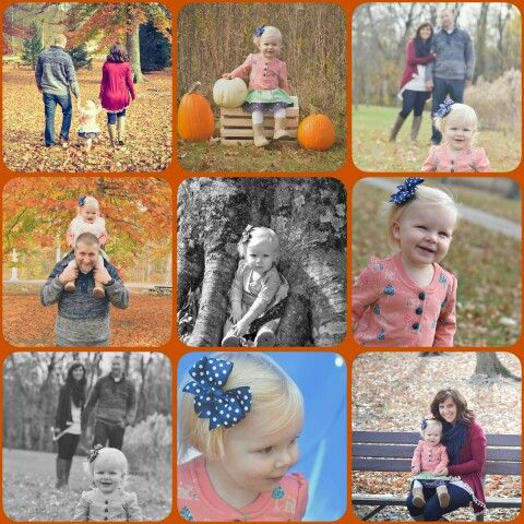 Fall family photos!