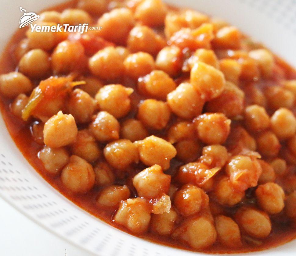 Baharatlı Nohut Çorbası Tarifi