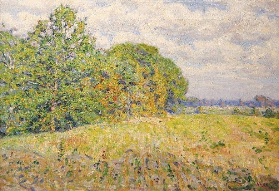 Meadow In Spring - Roy Nuse