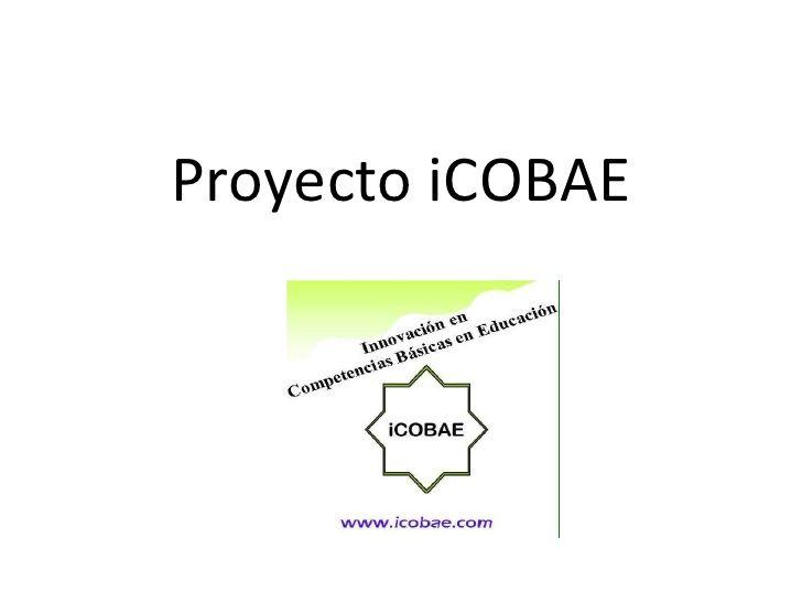 Importancia CCBB