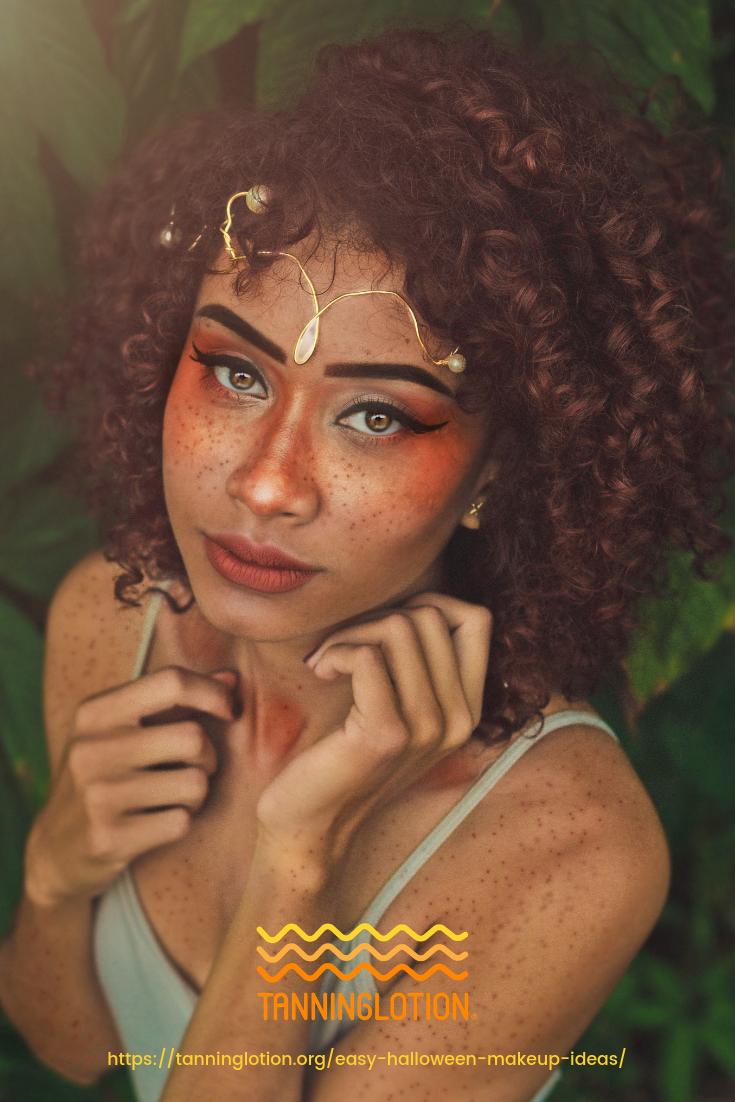 easy halloween makeup: 11 makeup tutorials you can quickly master
