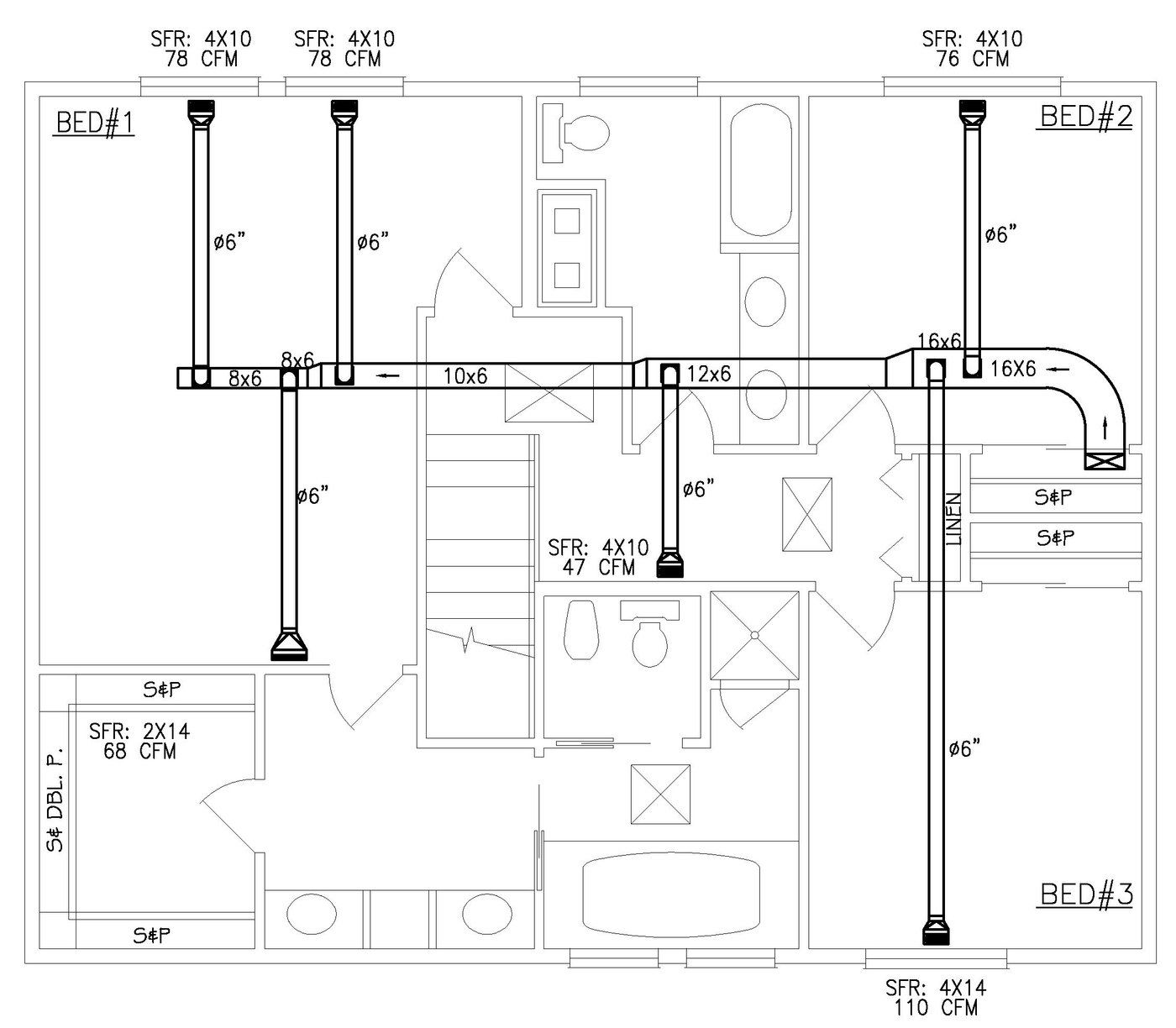 Hvac Plans By Raymond Alberga At Coroflot In
