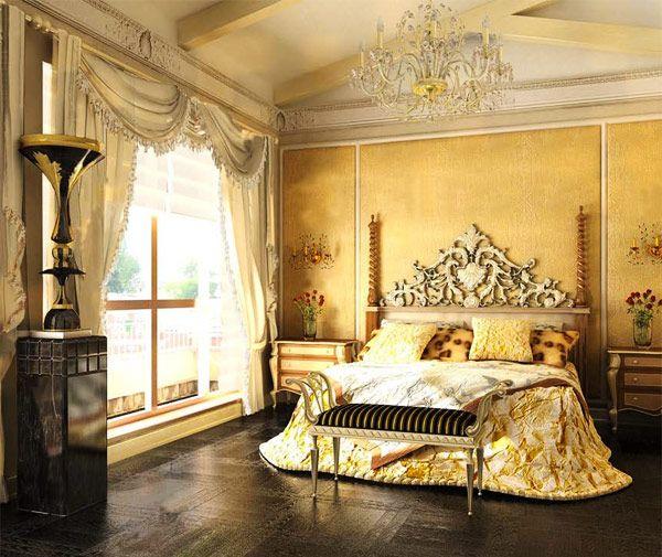 gouden slaapkamer pic foto with gouden slaapkamer