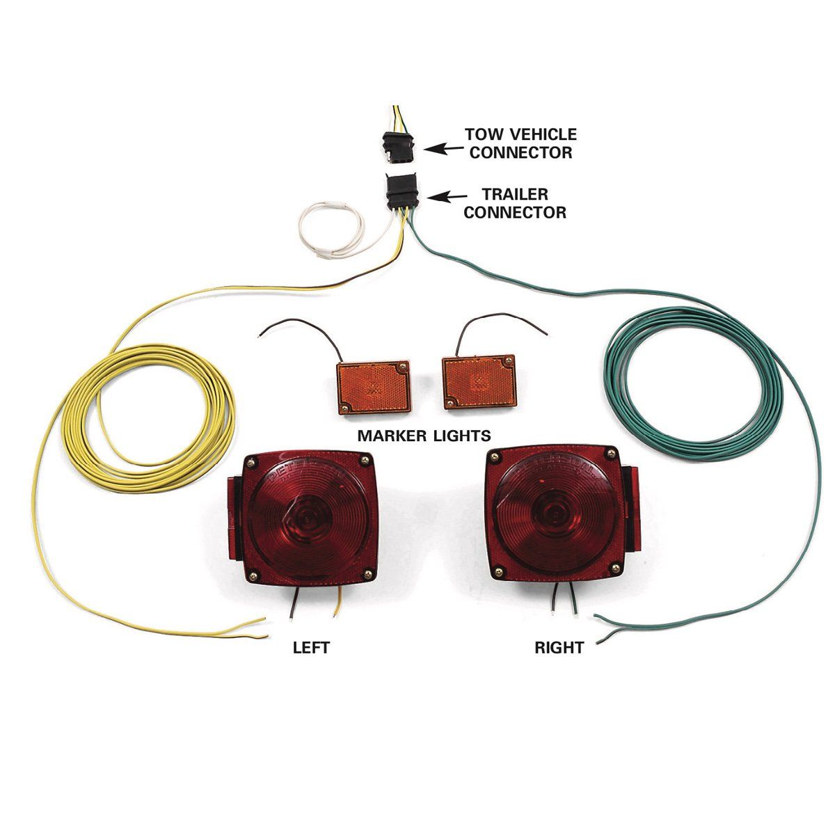 Fix Bad Boat and Utility Trailer Light Wiring in 2020 ...