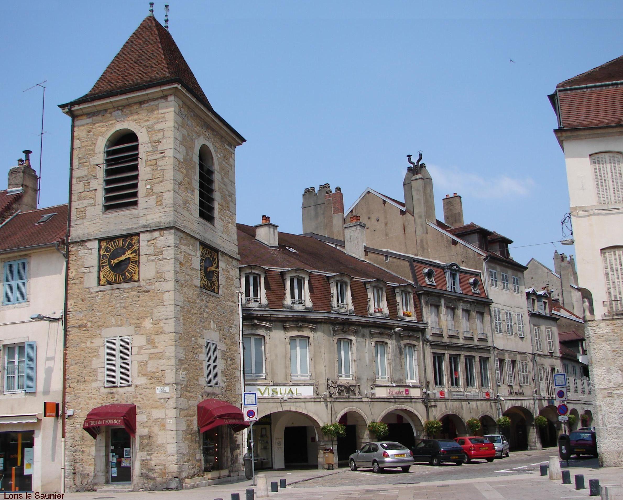 Lons le saunier franche comt ville france bourgogne - Piscine municipale lons le saunier ...