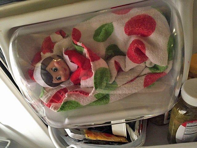 Elf on the Shelf: 50+ fun ideas of Elf Mischief & a FREE Printable Calendar #50freeprintables