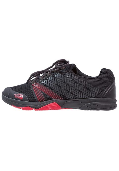 The North Face Litewave Ampere Ii Obuwie Treningowe Black X2f Red Za 259 35 Zl 26 07 17 Zamow Bezplatnie Na Zalando Pl Sneakers Brooks Sneaker Shoes
