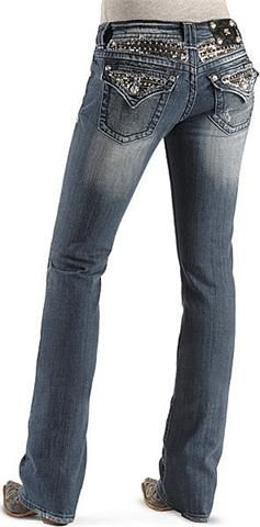 Miss Me Jeans <3