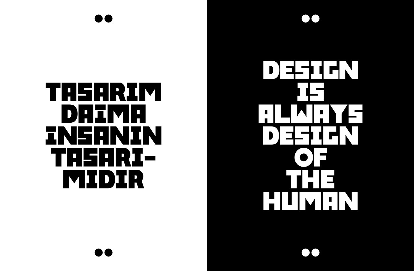 """3rd Istanbul Design Biennial — """"Are We Human?"""" on Behance"""