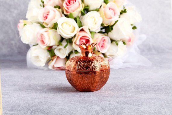 Photo of Roségold Hochzeitsfeier Geschenkbox Ideen, Luxus Hochzeitsbevorzugung …