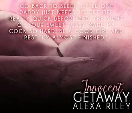 Innocent Getaway by Alexa Riley reviewed/posted