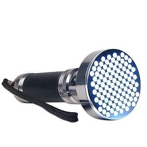 100 LED flashlight...man is it bright! from 13deals.com