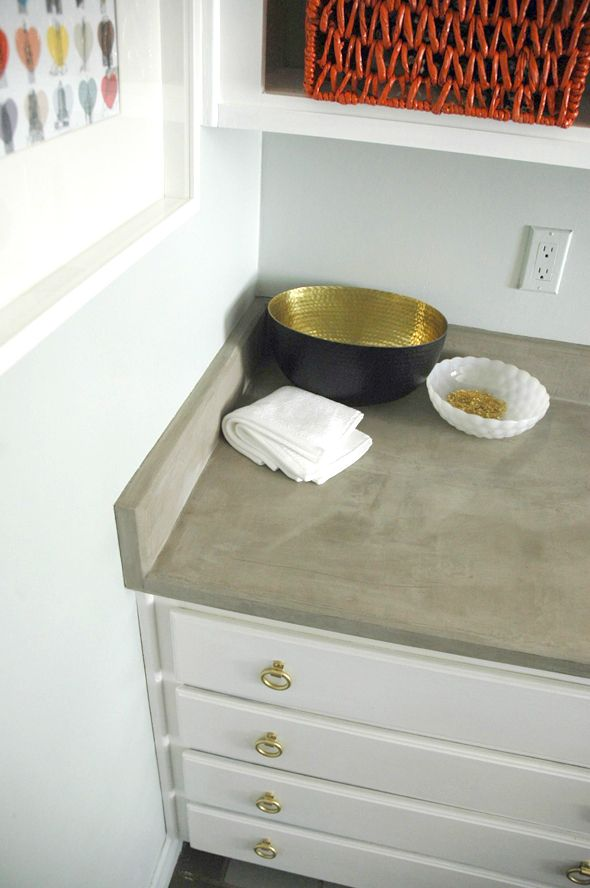 Diy Concrete Countertops With Ardex Feather Finish 15 For The A Bucks Sealer Seriously Considering This Now
