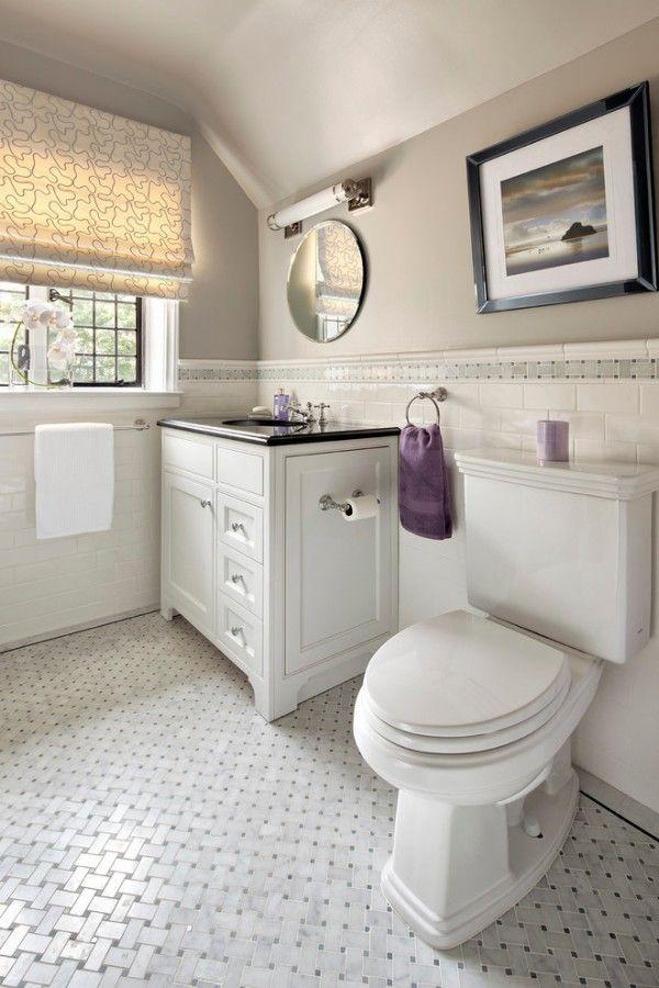 Image Result For Rustic Half Bath Bathroom Floor Tile