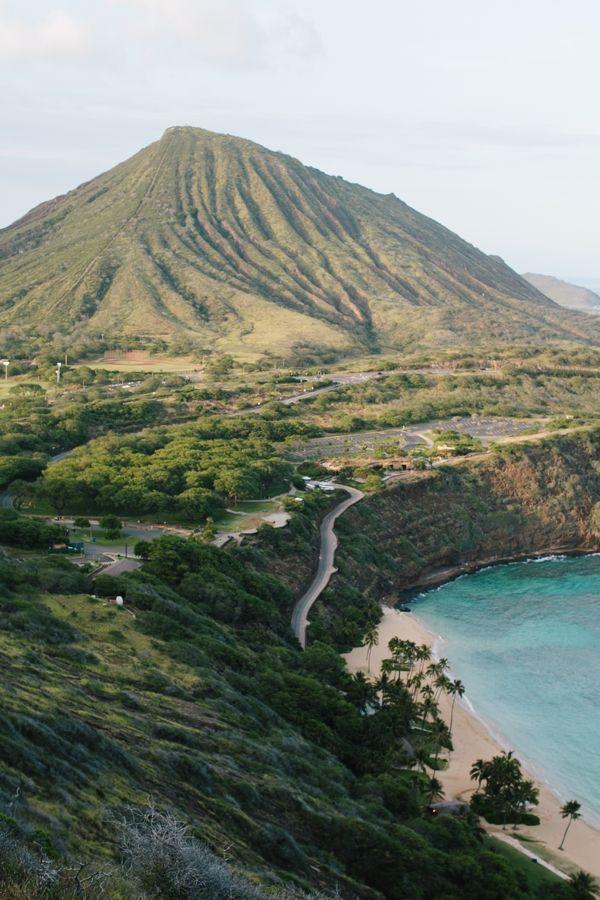 Snorkeling & Hiking At Haunama Bay, OAHU, Hawaii