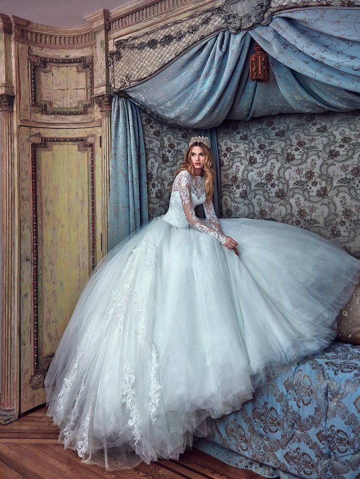 Galia Lahav wedding dress #weddinggown #weddingdress #weddingdresses