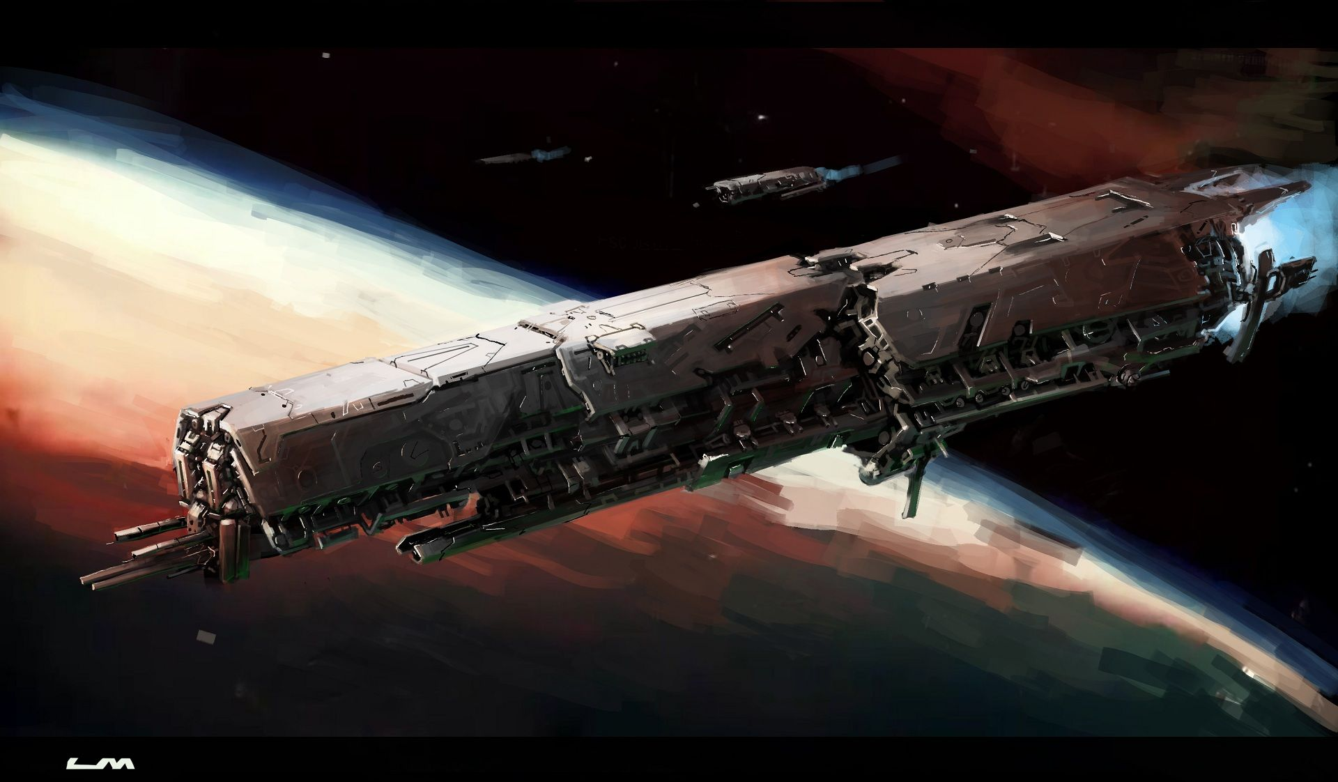 NationStates | Dispatch | Space Navy | Starships and ...