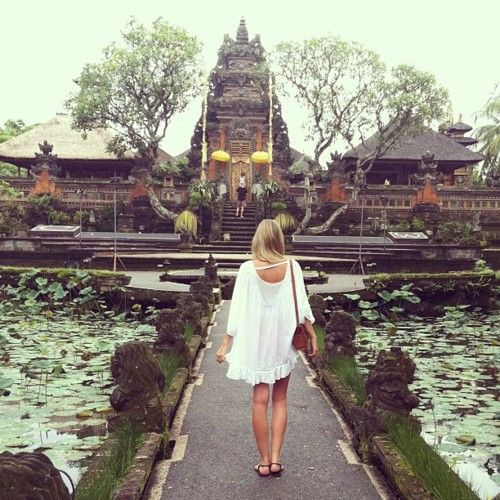 Saving Money And Staying Cool Places To Travel Places To Go Bali