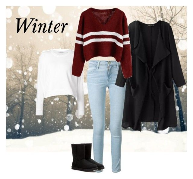 Winter by lisoubaudry on Polyvore