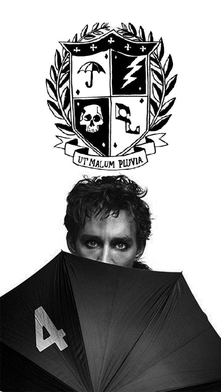 Resultado de imagen de umbrella academy klaus