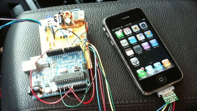 Did you know? You can turn your phone into a remote starter for your car! Here's how: