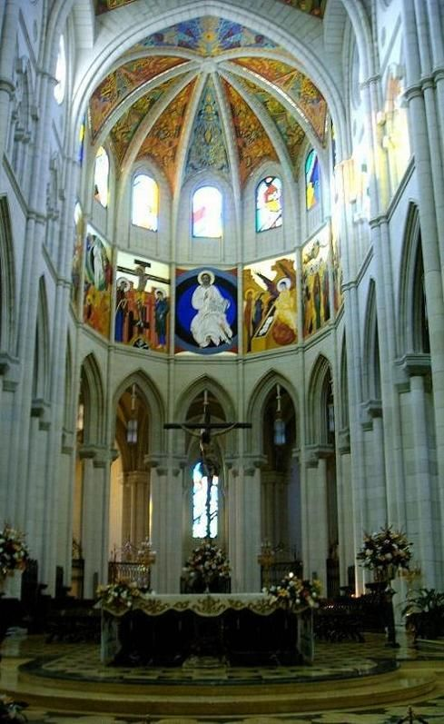 Pin De Vidal Otero En Majestuosos Altares De Las Catedrales Catedral Iglesia Arquitectura