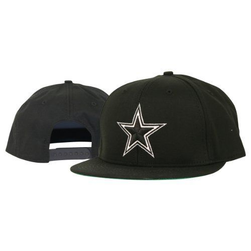 Dallas Cowboys Throwback Flat Bill Snap Back Hats (6 Style Options) - Black Out by NFL. $19.99. fulfilled by Amazon. Adjustable one size fits all 13+. Embroidered logo and design. Snap Back. Stand out from the ordinary NFL hat with a throwback flat bill hat and really show off your cowboy spirit.