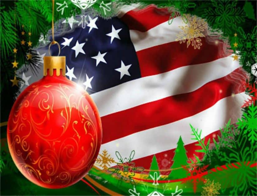 Christmas Around the World USA Christmas FM Merry