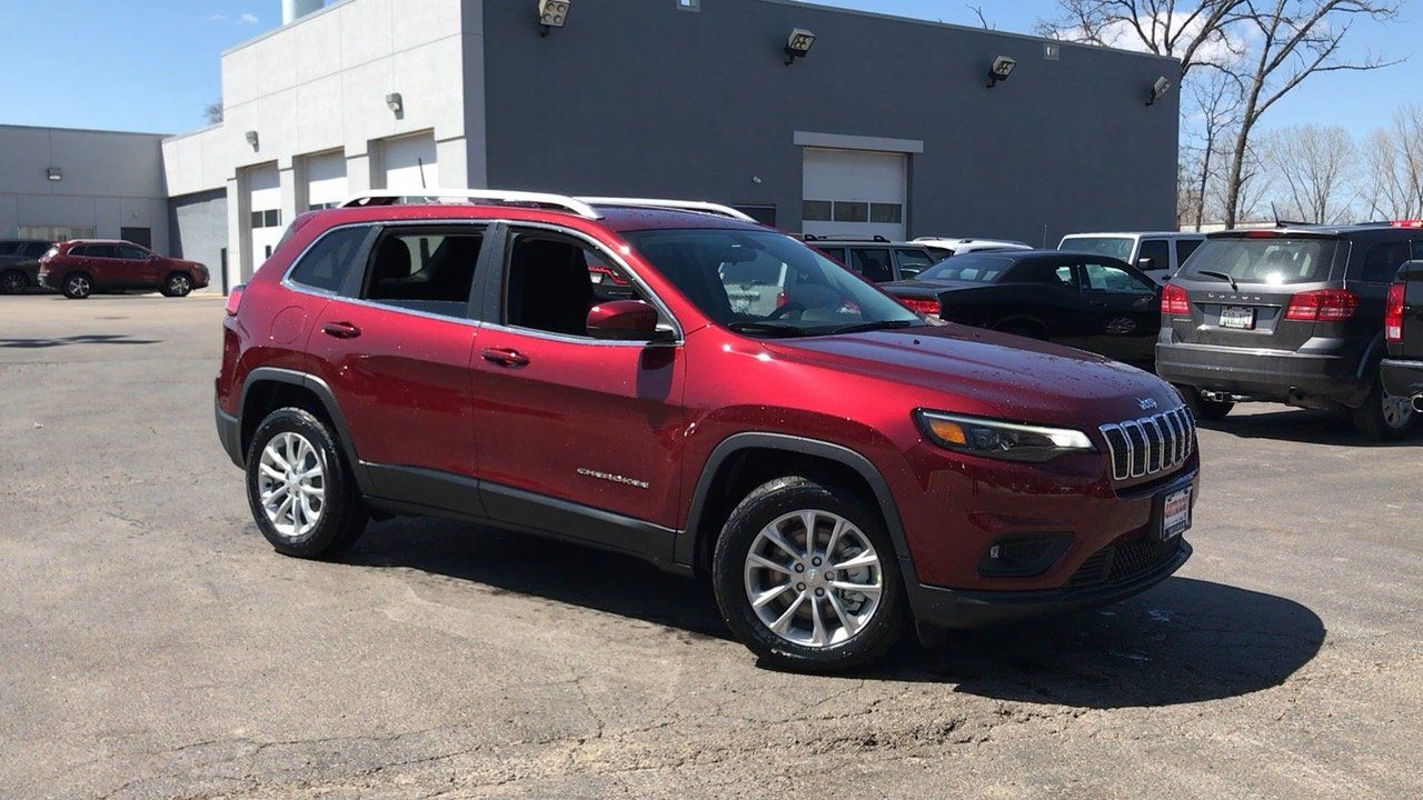 New Jeep Cherokee New Jeep Cherokee Chrysler Dodge Jeep Jeep Cherokee