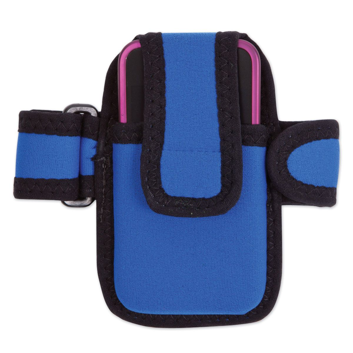 Cell Phone Holder To Strap To Riders Arm Or Leg In Case