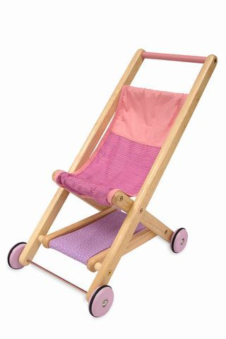wooden doll stroller | | toys for the young and old | | Pinterest ...