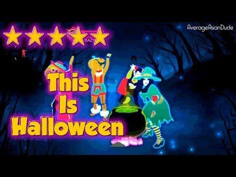 just dance 3 this is halloween 5 stars - Just Dance 3 Halloween