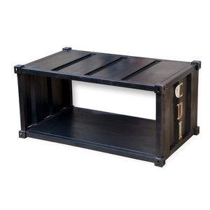 Container Coffee Table, $575, now featured on Fab.