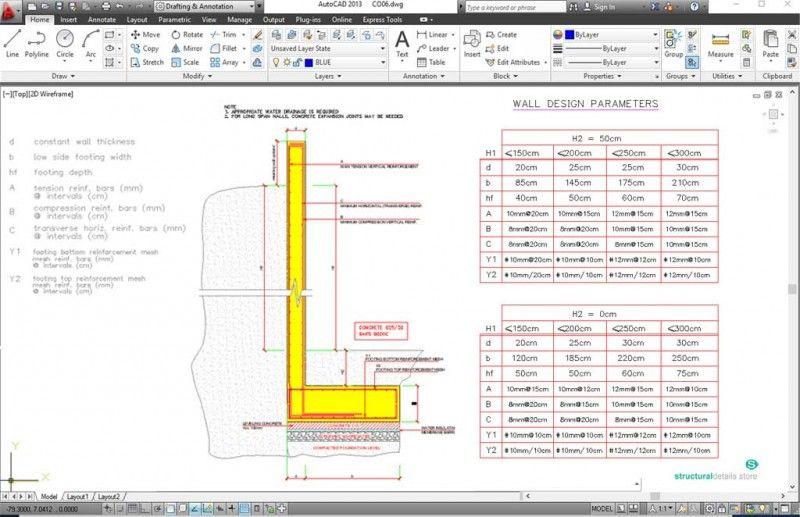 Shop Cart Structuraldetails Store Retaining Wall Design Pool Retaining Wall Retaining Wall Construction