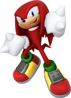 Knuckles The Echidna Echidna Sonic Knuckles Sonic Boom Knuckles