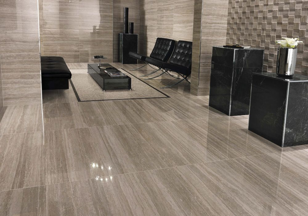 travertino silver is a grey travertine porcelain tile available in different sizes matt and polished for a stunning marble effect bathroom