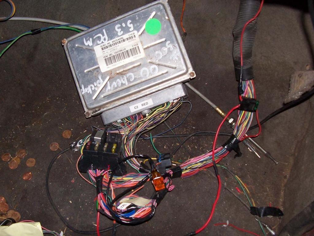 1 Wiring Ls Harness Modifiie