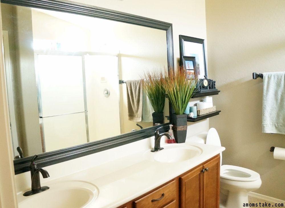 7 Diy Bathroom Decor Ideas Bathroom Mirrors Diy Bathroom Mirror Design Rustic Bathroom Mirrors Bathroom diy cosmetic makeover advice